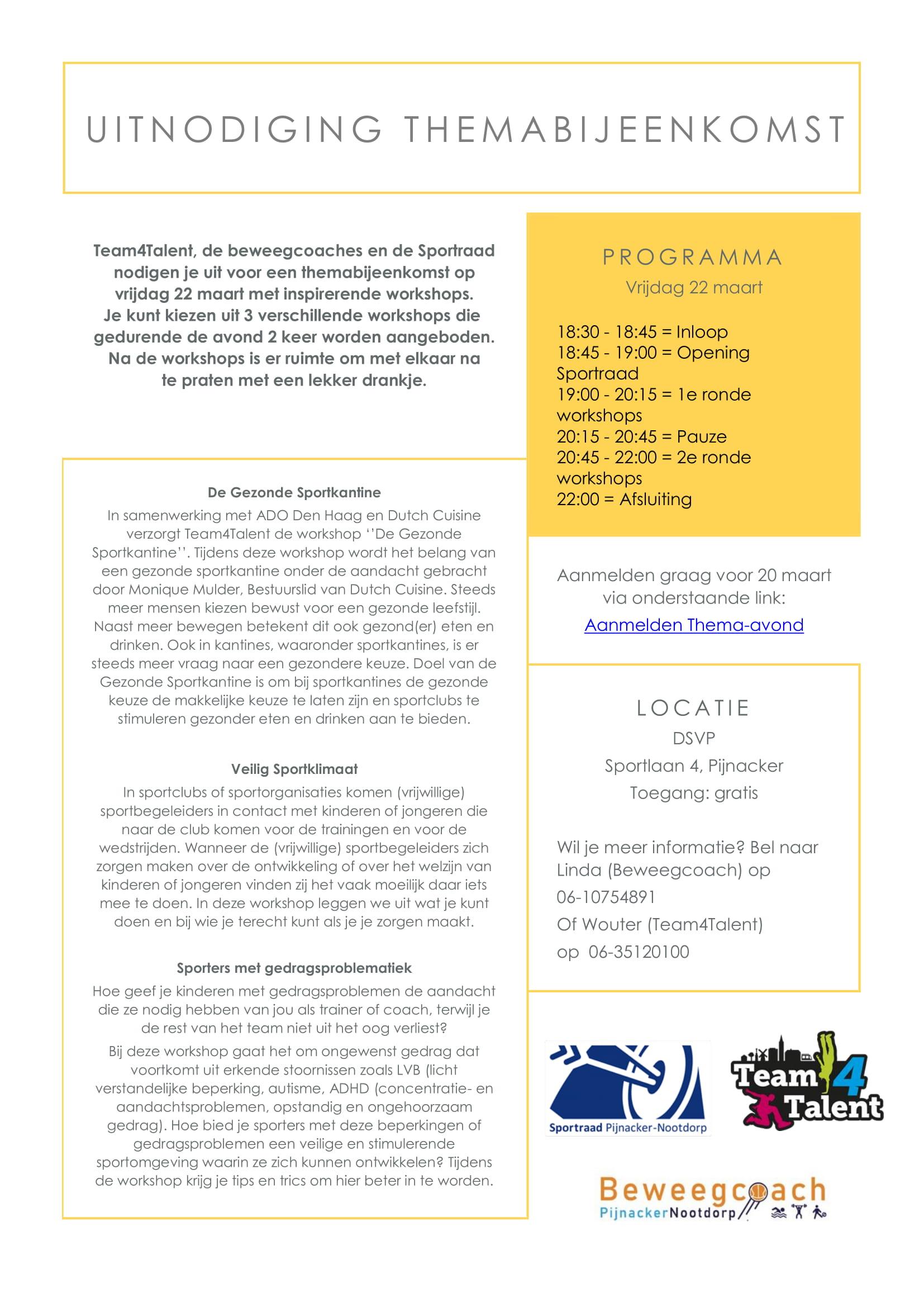 uitnodiging themabijeenkomst 22 maart 2019-1