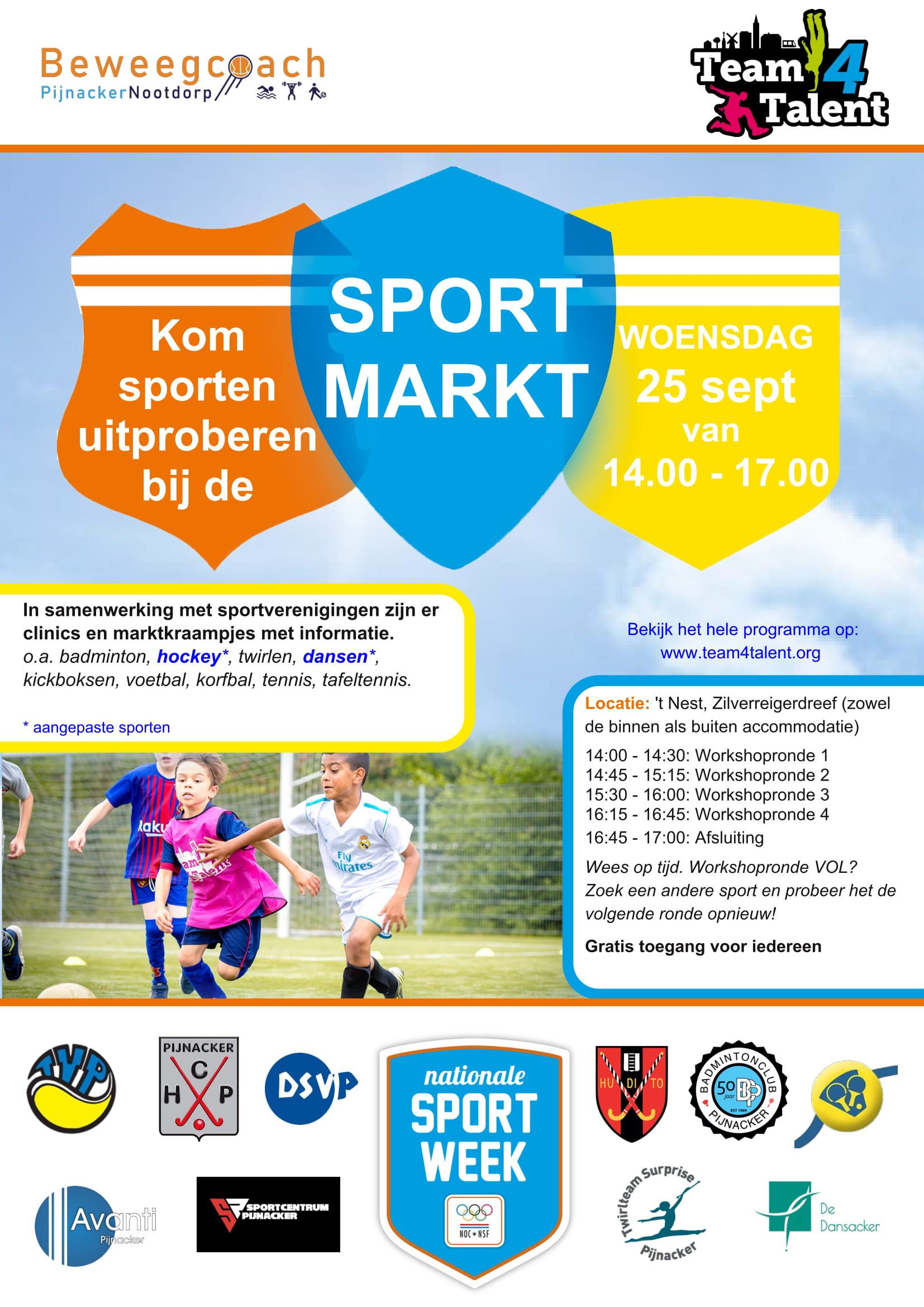 sportmarkt flyer